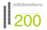 90 collaborateurs